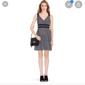 NWT Diane von Furstenberg Eugenia shift dress